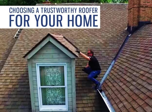 Choosing a Trustworthy Roofer for Your Home
