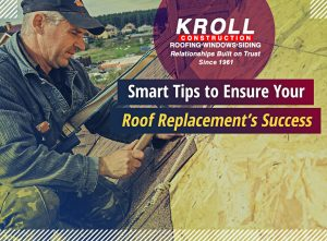 Smart Tips to Ensure Your Roof Replacement's Success